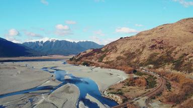 Die Schönsten Zugreisen Der Welt - Neuseeland