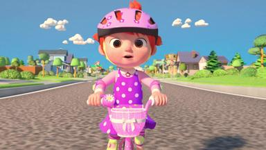 Cocomelon - Fahrrad-lied