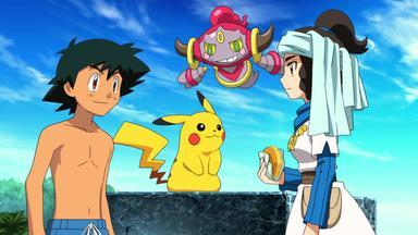 Pokémon 18: Hoopa Und Der Kampf Der Geschichte - Pokémon 18: Hoopa Und Der Kampf Der Geschichte