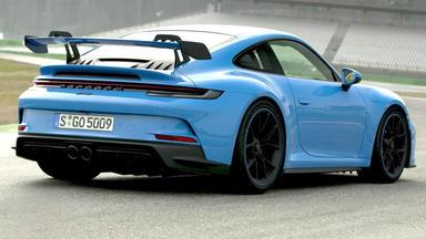Auto Mobil - Thema U.a.: Der Neue Porsche Gt3