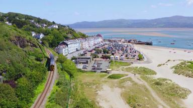 Die Schönsten Zugreisen Der Welt - Wales