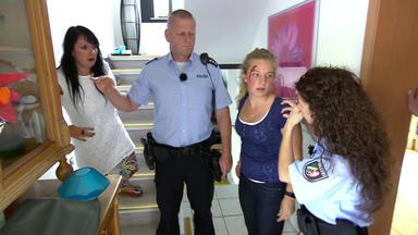 Der Blaulichtreport - Heftige Auseinandersetzung Zwischen Tochter Und Stiefmutter Führt Zu Weiterem Unheil\/veräng