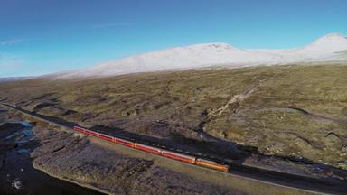Die Schönsten Zugreisen Der Welt - Norwegen