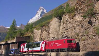 Die Schönsten Zugreisen Der Welt - Schweiz