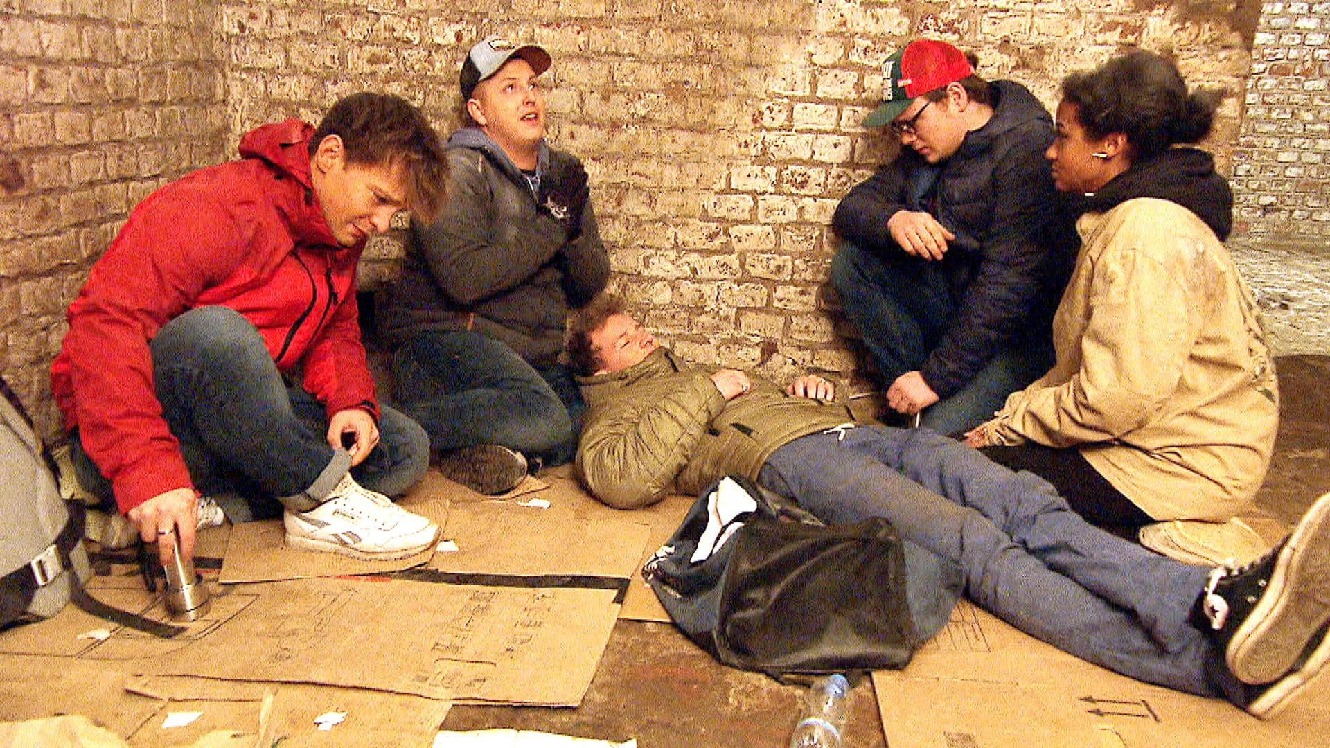 Schüler gefangen im Bunker - Teil 3 | Folge 370