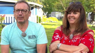 Einmal Camping, Immer Camping - Heute U.a.: Ingo Und Marion Am Chiemsee