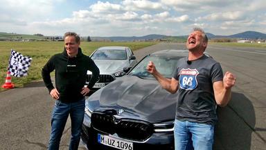 Grip - Das Motormagazin - Matthias Und Niki Testen Die Ultimativen Power-limos