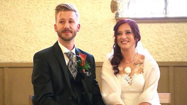 4 Hochzeiten Und Eine Traumreise - Tag 3: Nathalie Und Beni, Vitznau (ch)