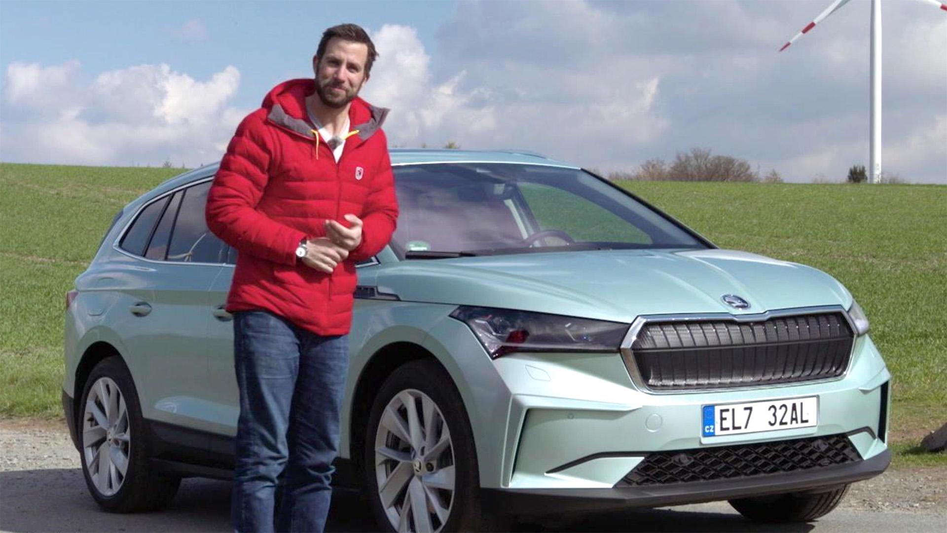Thema u.a.: Der neue Škoda Enyaq | Folge 19