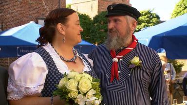 4 Hochzeiten Und Eine Traumreise - Tag 1: Gretchen Und Sigi, Bremen