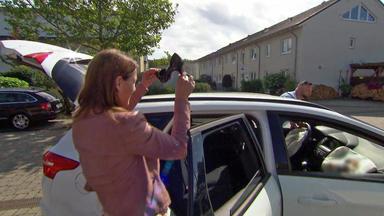 Verdachtsfälle - Ehefrau Entdeckt Make-up Auf Ausgelöstem Airbag