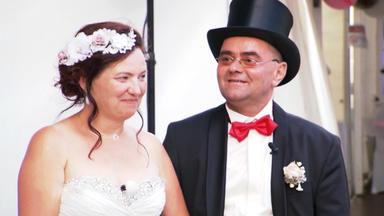 4 Hochzeiten Und Eine Traumreise - Tag 4: Cornella Und Andreas, Lübben