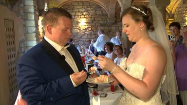 4 Hochzeiten Und Eine Traumreise - Tag 1: Lisa Und Sascha, Weidenthal