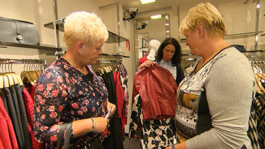 Shopping Queen - Gruppe Köln: Tag 4 \/ Lydia