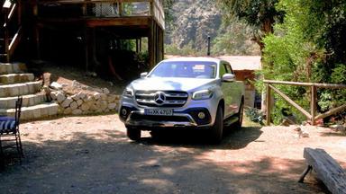 Auto Mobil - Thema U.a.: Fahrbericht: X-klasse