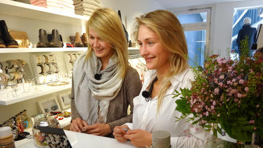 Shopping Queen - Gruppe Paderborn: Tag 2 \/ Lena