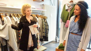 Shopping Queen - Gruppe Paderborn: Tag 1 \/ Mirjana