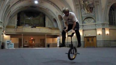 Crazy Wheels - Abgefahren Und Durchgedreht - Riskante Stunts Auf Dem Einrad