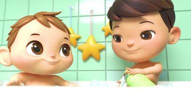 Little Baby Bum - Das Bade Lied