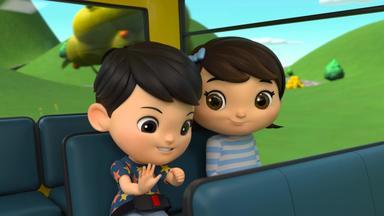 Little Baby Bum - Die Räder Vom Bus