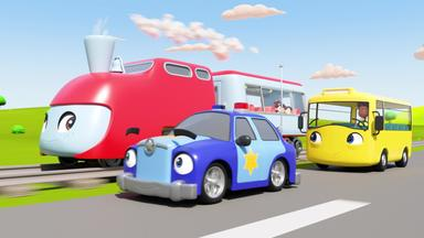 Little Baby Bum - Bunte Fahrzeuge Zählen