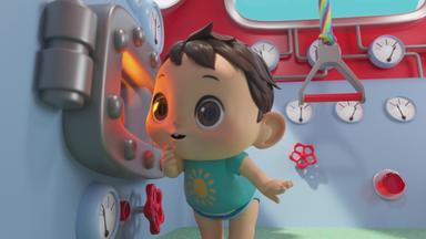 Little Baby Bum - Das Tierzug Lied