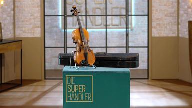 Die Superhändler - 4 Räume, 1 Deal - Antike Geige \/ 6 Panton Stühle \/ Wmf Eiskübel \/ Gufram Kaktus