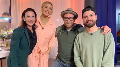 Das Wunschmenü Der Stars - Alle Unter Einem Dach - Folge 1: Gregor Meyle, Laura Karasek, Sabrina Mockenhaupt, Jimi Blue Ochsenknecht