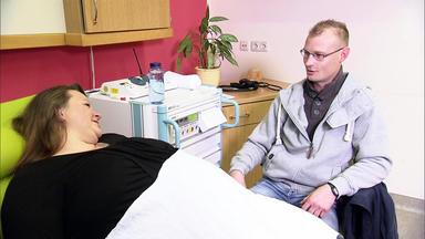 Die Babystation - Jeden Tag Ein Kleines Wunder - Claudia Und Richard Erwarten Ihr Zweites Kind.