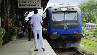 Geo-reportage - Sri Lanka - Eine Legendäre Eisenbahnstrecke