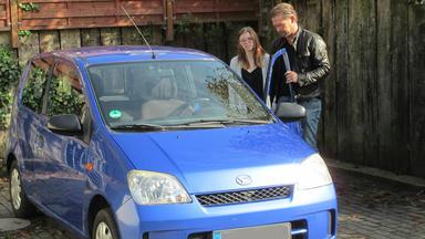 Mein Neuer Alter - Zuverlässiger Wagen Für Studentin Gesucht
