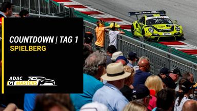 Raceday - Adac Gt Masters - Countdown - Red Bull Ring, Spielberg - Tag 1