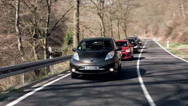 Auto Mobil - Thema U.a.: Fahrbericht: Nissan Leaf Dauertester