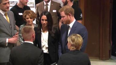 Harry & Meghan: Nach Dem Bruch Mit Der Queen - Harry & Meghan: Nach Dem Bruch Mit Der Queen
