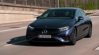 Auto Mobil - Thema U.a.: Mercedes Eqs