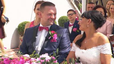 4 Hochzeiten Und Eine Traumreise - Tag 3: Patrycja Und Frank, Lubniewice (pl)