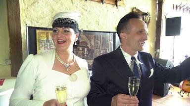 4 Hochzeiten Und Eine Traumreise - Tag 2: Anja Und Ingo, Satow