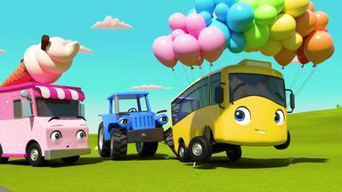 Go Buster - Buster Und Der Heißluftballon