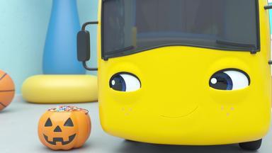 Go Buster - Halloween Wackelzahn