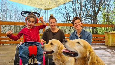 Hundkatzemaus - Heute U.a.: Das Assistenzhunde-team