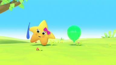 Playtime With Twinkle - Twinkle & Die Ballons