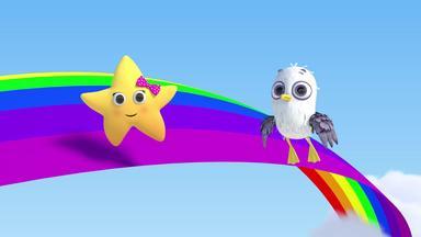 Playtime With Twinkle - Die Regenbogenrutsche