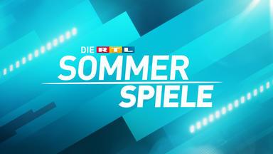 Die Rtl Sommerspiele - Die Rtl Sommerspiele - Warm Up Show