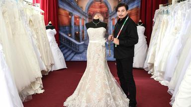 Zwischen Tüll Und Tränen - Brautkleidsuche In Leipzig