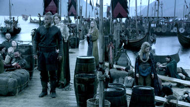 Vikings - Der Thronräuber