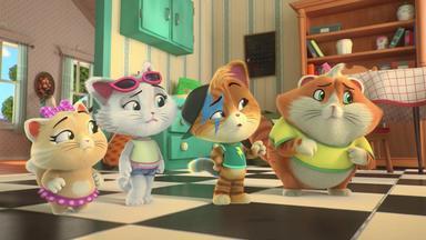 44 Cats - Mäuse Auf Der Flucht!