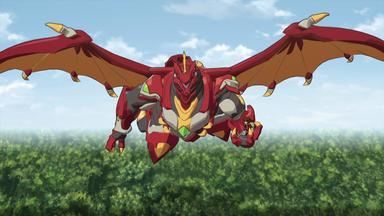Bakugan: Geogan Rising - Der Geogan Arcleon!
