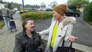 Verdachtsfälle - Rollstuhlfahrer Lernt Geheimnisvolle Frau Kennen