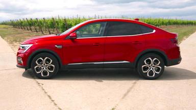 Auto Mobil - Heute U.a.: Der Renault Arkana