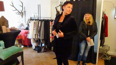 Shopping Queen - Gruppe Bielefeld: Tag 2 \/ Sandra